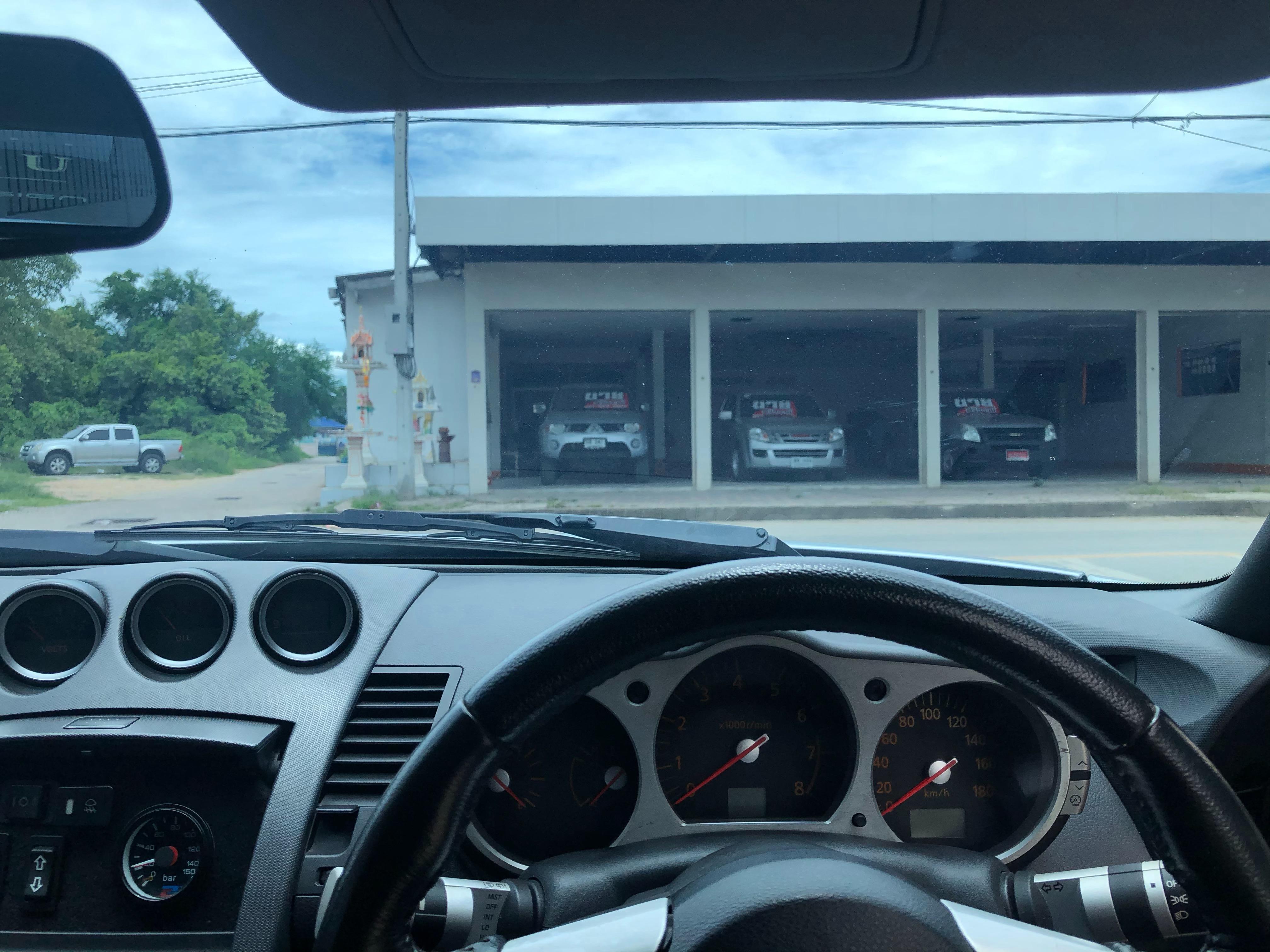 """Nissan Fairlady 350Z + Kontrast """"KT70"""""""
